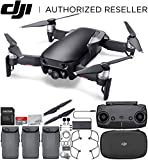 DJI Mavic Air Drone Quadcopter (Onyx Black) Ultimate Bundle For Sale