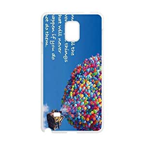Adventure Is Out There For Samsung Galaxy Note 4 N9108 Case Cell phone Case Sexp Plastic Durable Cover