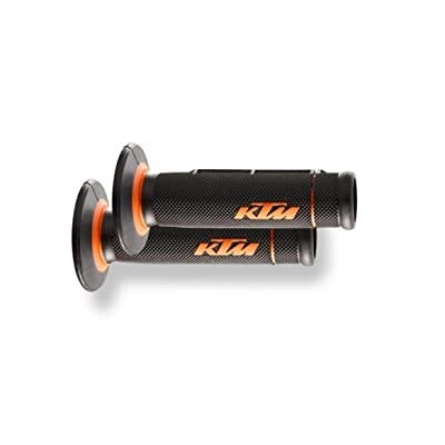 KTM OPEN END DUAL COMPOUND HAND GRIPS 200 300 350 450 530 XC XCW EXC 63002021200: Everything Else