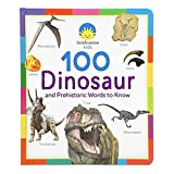 100 Dinosaur and Prehistoric Words to Know (Smithsonian Kids)