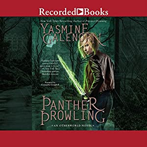Panther Prowling Audiobook