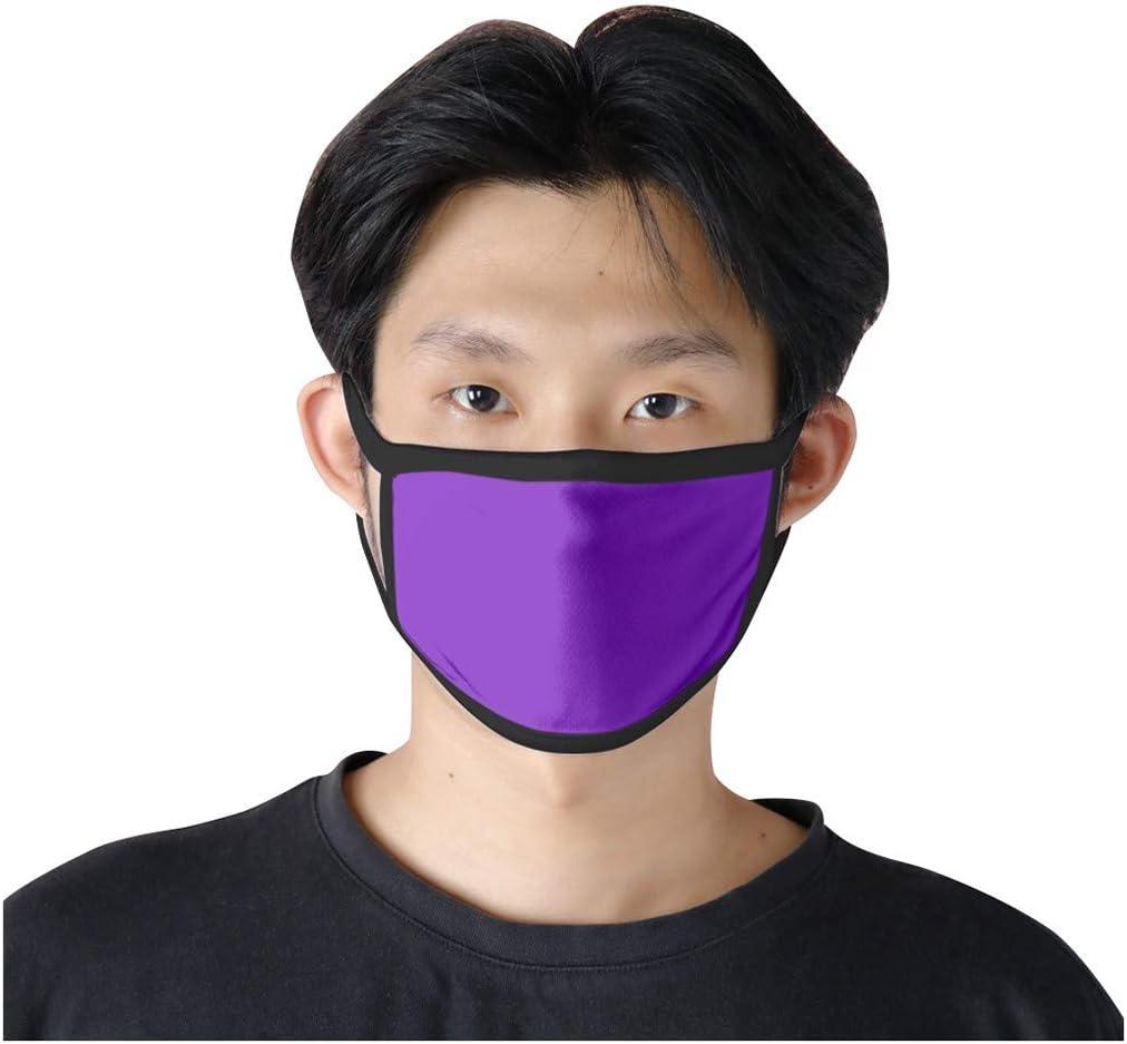 Reasoncool Cotton Lovers Gesichts Aktivkohle Waschbare Wiederverwendbare Gesichts Sonnenschutz H/ängendes Ohr Bandana