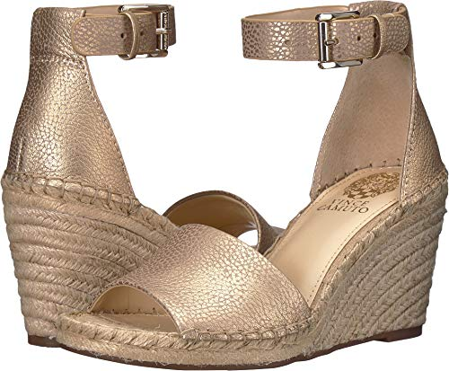 Vince Camuto Women's Leera Metal Gold 12 M US from Vince Camuto