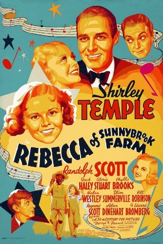 (Rebecca of Sunnybrook Farm POSTER Movie (27 x 40 Inches - 69cm x 102cm) (1938))