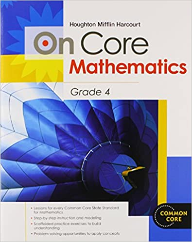 Amazon.com: Houghton Mifflin Harcourt On Core Mathematics ...