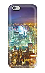 QqyQfyy2183aeCNO Tpu Case Skin Protector For Iphone 6 Plus City With Nice Appearance