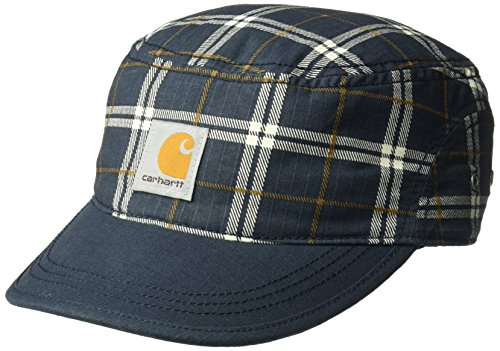 - Carhartt Women's Westmore Military Cap, Blue Nights, OFA
