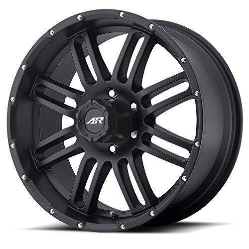 American Racing AR901 Satin Black Wheel (17x8.5