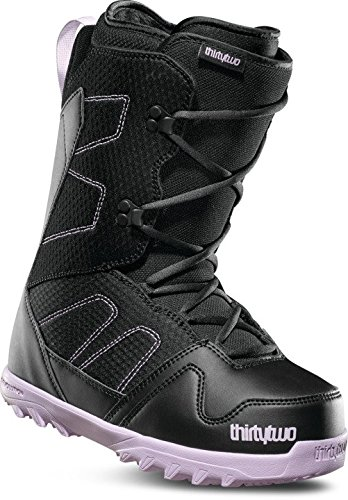 thirtytwo Exit Women's '18 Snowboard Boots, Black/Purple, 6