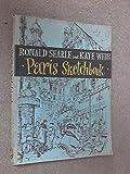 img - for Paris sketchbook book / textbook / text book