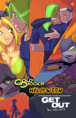 GOLD DIGGER HALLOWEEN SPECIAL 2017 -