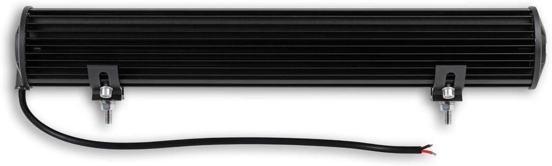 1x Led Fernscheinwerfer Scheinwerfer Light Bar 20 50 5cm 126 Watt 42x Cree Led Super Hell Mit Ece Zulassung Eintragungsfrei Straßenzulassung Auto