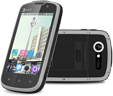 KENXINDA proofings W5 4.0 IPS 4 G Outdoor Smartphone sin Contrato ...