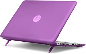 "mCover Hard Shell Case for 13.3"" HP ProBook 430 G6 Series (NOT Compatible with Older ProBook 430 G1 / G2 / G3 / G4 / G5) Notebook PC (PB430 G6 Purple)"