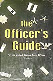 img - for The Officer's Guide for the United States Army Officer book / textbook / text book