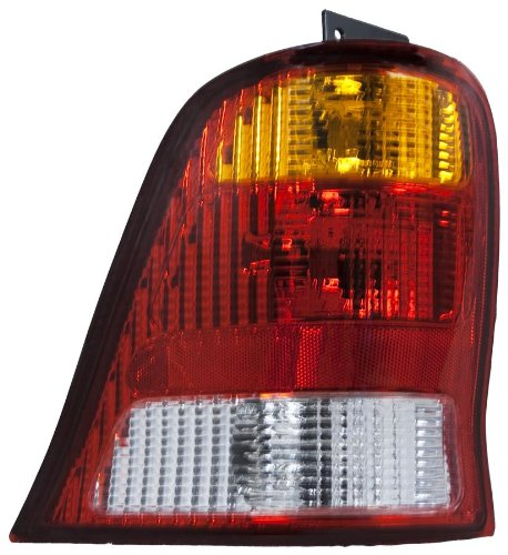 OE Replacement Ford Windstar Driver Side Taillight Assembly (Partslink Number FO2800127)
