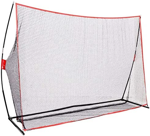GOPLUS 10 x 7 Golf Net Hitting Net Practice Driving Indoor and Outdoor Golfing at Home Swing Training Aids with Carry Bag, Suitable for Garden Patio Balcony Courtyard