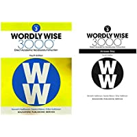 Wordly Wise 3000® 4th Edition Grade 3 SET -- Student Book and Answer Key (Direct Academic Vocabulary Instruction)