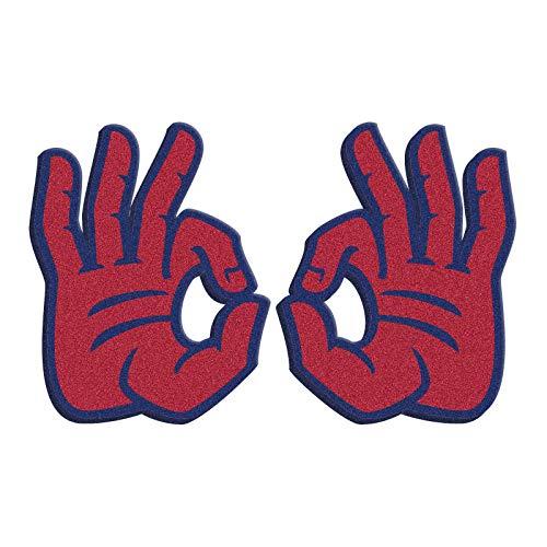 Root Sportswear Florida Atlantic University FAU Owls Owls Up Hand Sign Foam Hands/Foam Finger