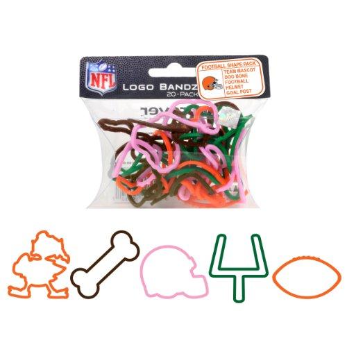 Cleveland Browns Logo Bandz Bracelets
