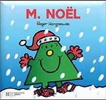 Monsieur Noël par Hargreaves