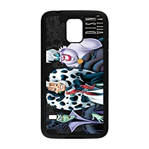 Happy Villains by disney freak Case Cover For samsung galaxy S5 Case