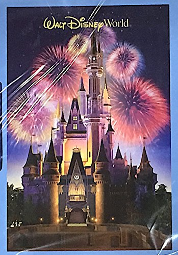 Walt Disney World Magic Kingdom Cinderella Castle Fireworks Throw - World Castle Cinderella Disney