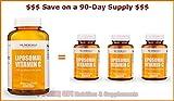 Dr. Mercola ***Liposomal Vitamin C 180 Capsules*** 90-DAY SUPPLY!