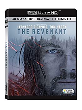 The Revenant [4k Uhd Blu-ray] 0