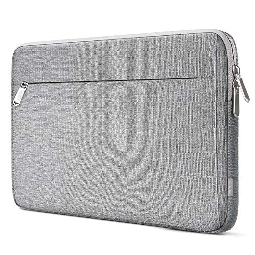 Inateck 360° All-Round Protection Laptop Sleeve Case Shockproof Bag Compatible 12.3'' Surface Pro 6/5/4/3, 2018 MacBook Air 13'', 13