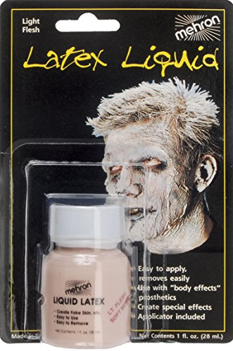 (Costumes Latex Light Flesh 1 Oz)