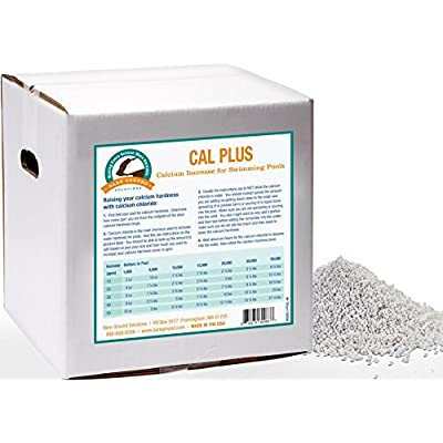 Bare Ground Winter Bare Ground Solutions PCAL-40 CalPlus Calcium Increaser for Swimming Pools, 40 lbs : Garden & Outdoor