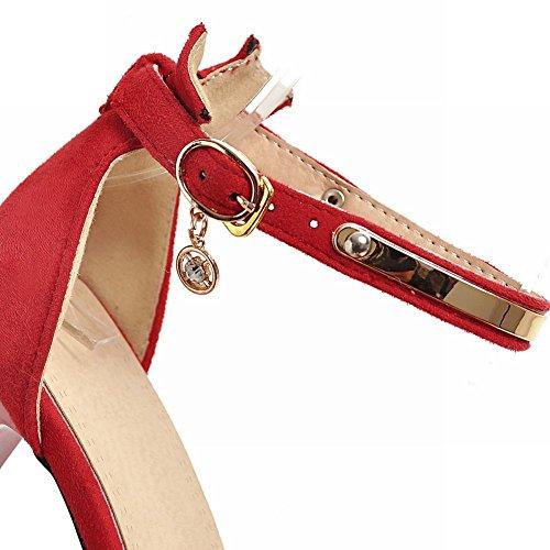 da Rosso MissSaSa Donna Bella da Scarpe Elegant Punta Sala 55ngA8vr
