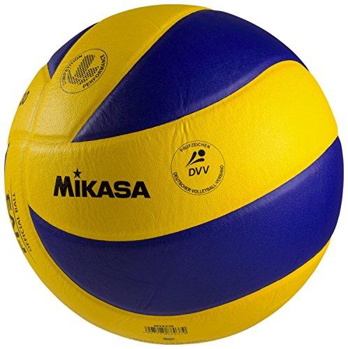 MIKASA(미카사) 발리볼 배구공 MVA 330 북경 대학 공식 시합구 모델의 8 매패널 연습구 MVA330 원 컬러 프리 사이즈