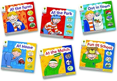Oxford Reading Tree: Level 1: Floppys Phonics: Sounds and ...