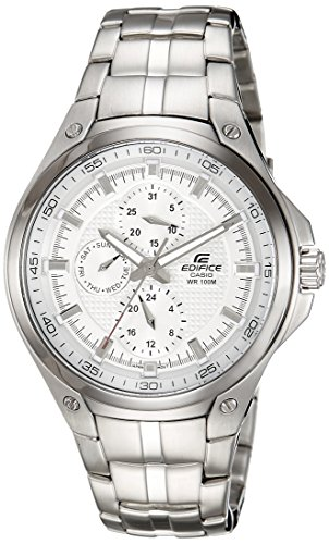 Casio EF 326D 7AV Watch Stainless Edifice
