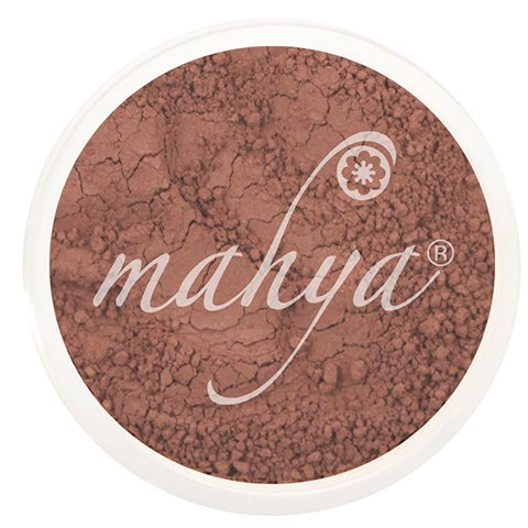 Multi-Purpose Pigments Mineral Matte Blushes 0.09 Ounce by Mahya Cosmetics (Grapevine)