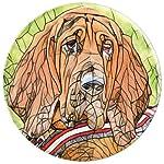 Bloodhound Christmas Stocking Gift Idea 6