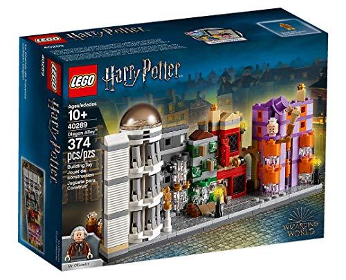 LEGO Diagon Alley Mini Building Set 40289 (Potter Diagon Lego Harry)