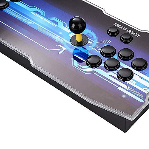 MYMIQEY 3D Pandora Key 7 Arcade Game Console | 2177 Retro HD Games | Full HD (1920x1080) Video | 2 Player Game Controls | Support Multiplayer Online | Add More Games | HDMI/VGA/USB/AUX Audio Output by MYMIQEY (Image #4)