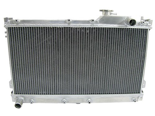 Aluminum Radiator For 90-97 Mazda Miata Manual;Core Size: 25