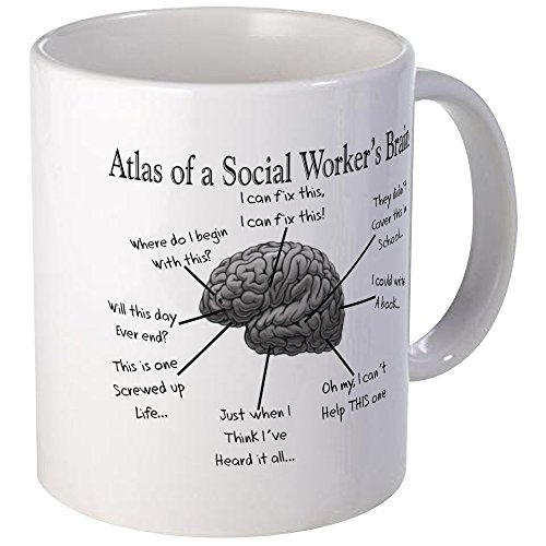 CafePress Social workers Unique Coffee