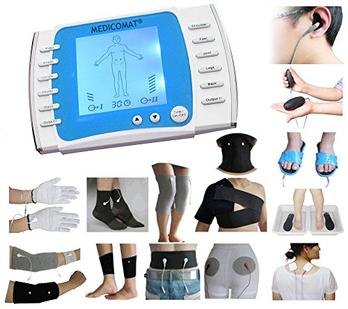 Laser Acupuncture Massage Treatment Neck Shoulder Underpant Medicomat by Medicomat