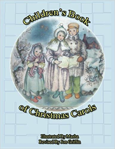 Book Children's Book of Christmas Carols by Jon Griffin (2012-12-06)