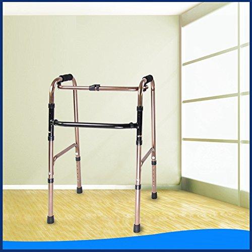 XIHAA - Andador Plegable de Aluminio para Personas con ...