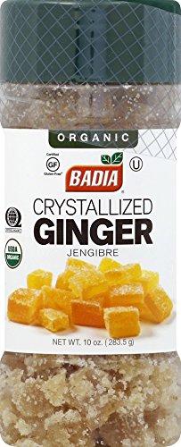 Badia Organic Crystallized Ginger, 10 ()