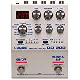 BOSS Electric Guitar Pedal (DD-200)