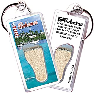 product image for Bahamas FootWhere Souvenir Key Chain (BH105 - Lighthouse)