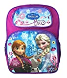 Disney Frozen Winter Anna Elsa & Olaf 16