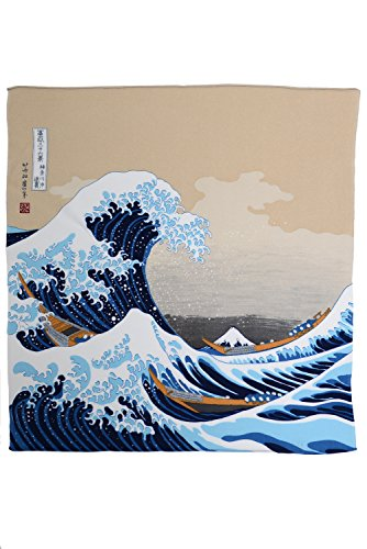 KimonoMode24 Japanese Wrapping Cloth Furoshiki 26 x 26 inche